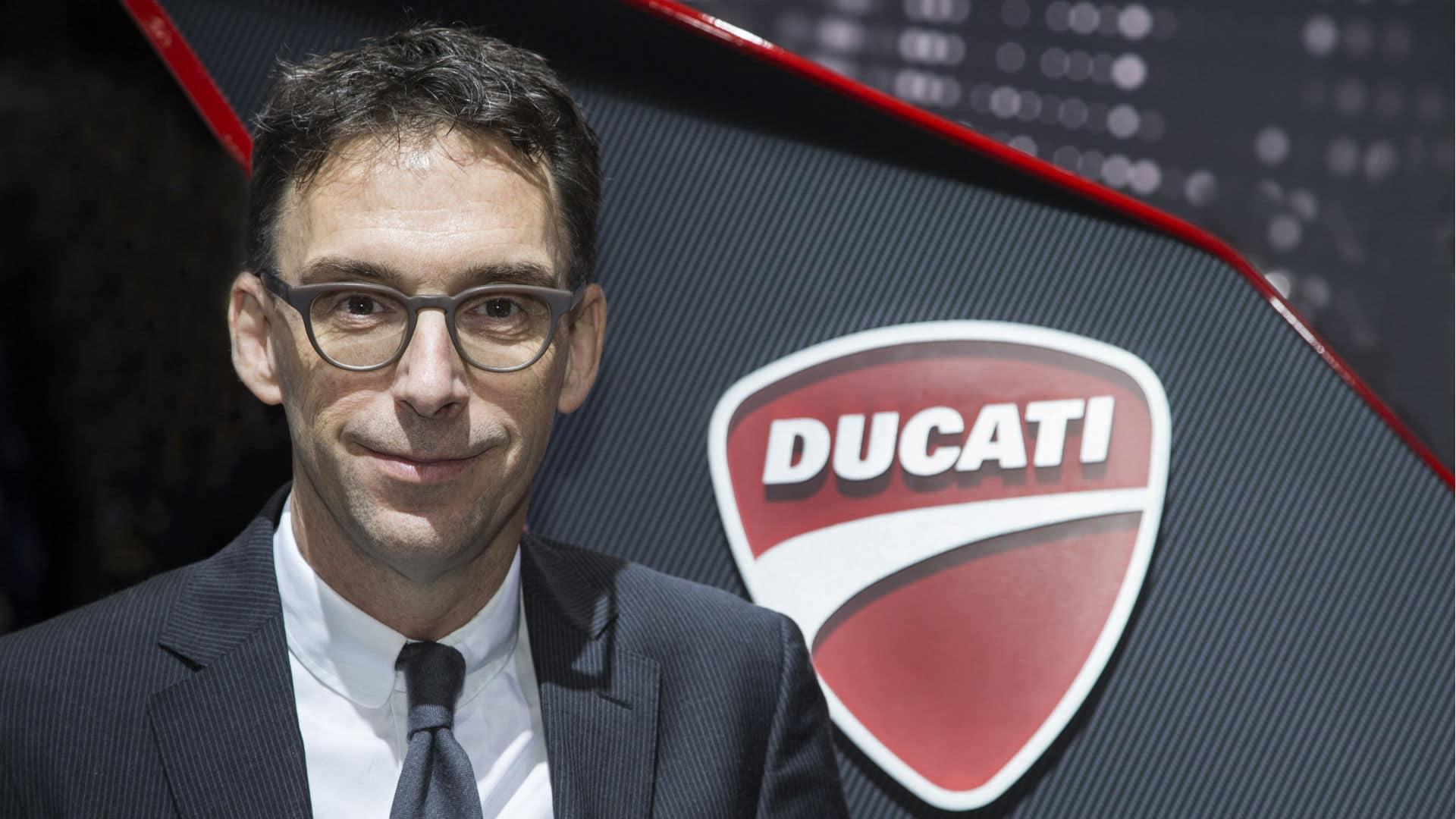 André Stoffels, CFO of Ducati Motor Holding