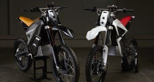 Armotia DUE X & DUE R electric and two wheel drive motorcycles