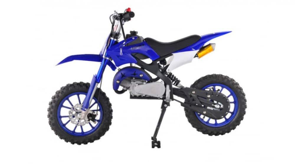 GMX Zipper 49cc Dirt Bike