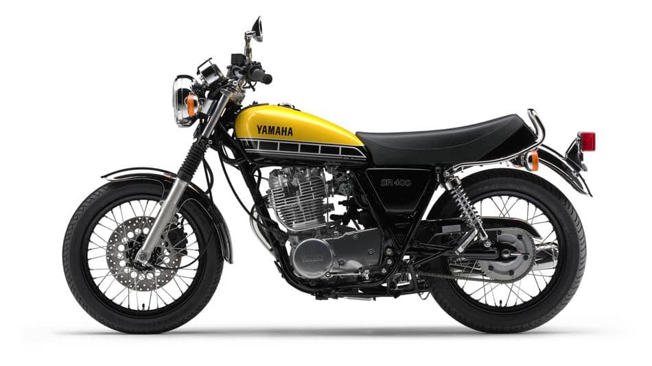 2016 Yamaha SR400 60th Anniversary Edition