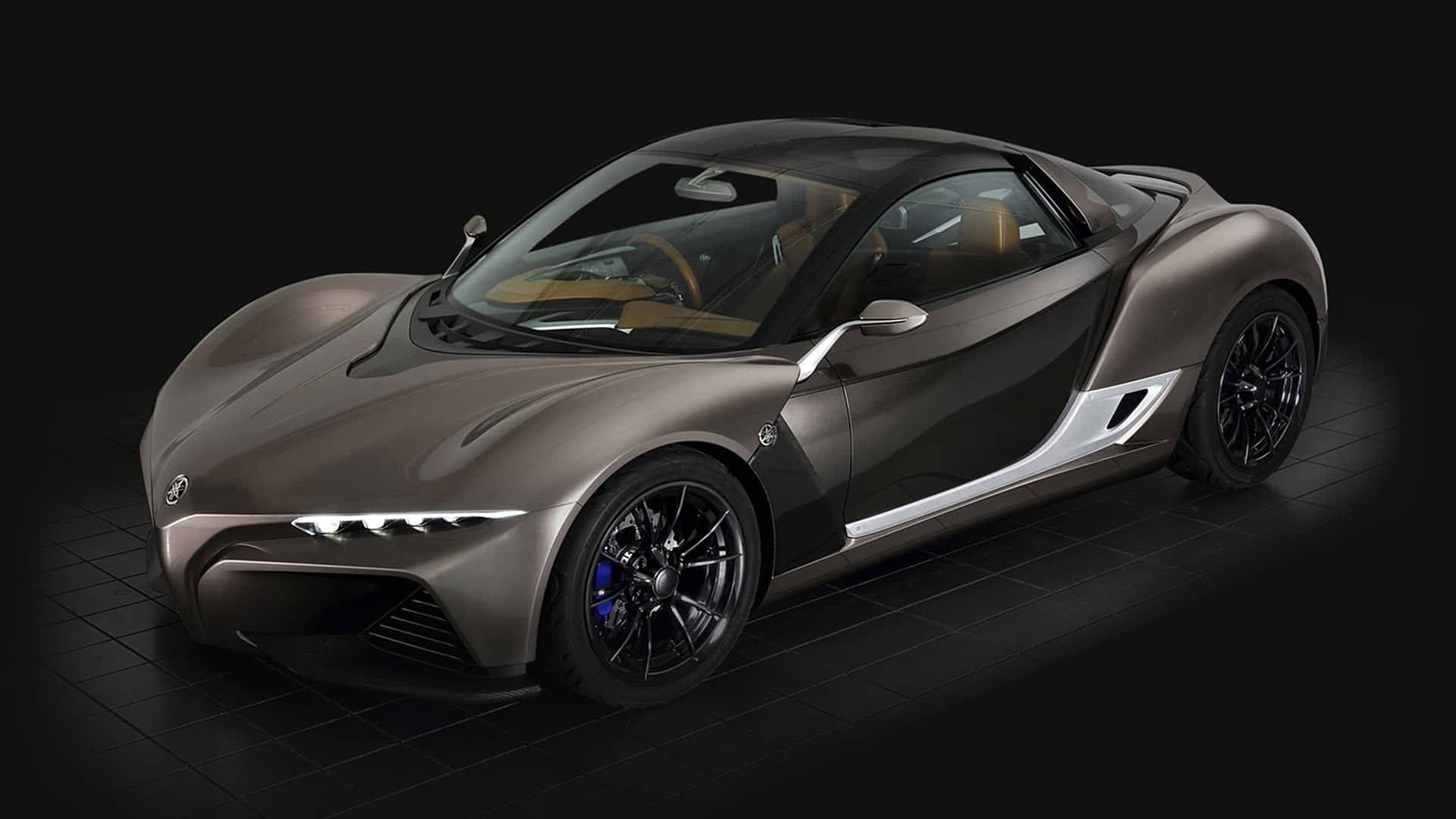 Yamaha Sports Ride Concept car