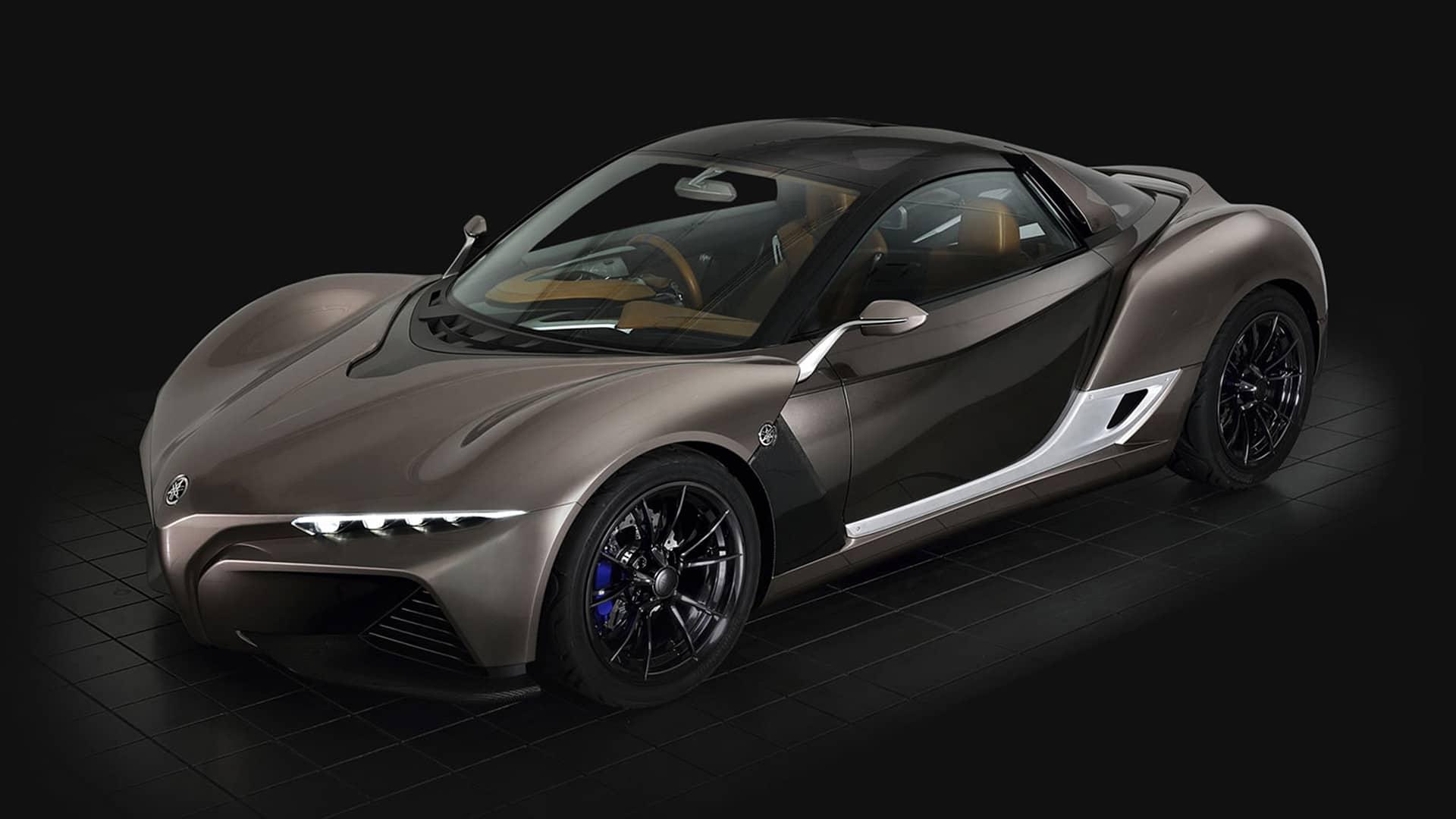 Yamaha Sports Ride Concept car