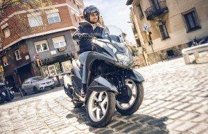 2016 Yamaha Tricity 155