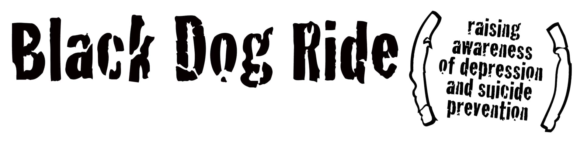 Black Dog Ride logo