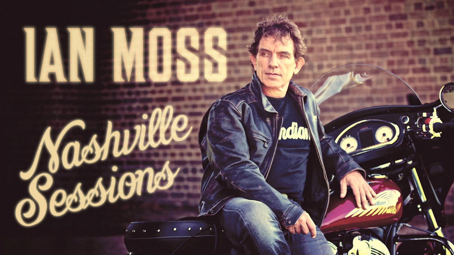 Ian Moss - Nashville Sessions