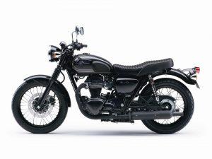 2015 Kawasaki W800 Black Edition