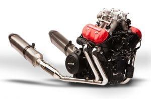 Motus KMV4 V4 Engine