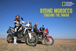 Riding Morocco - Chasing the Dakar Promo