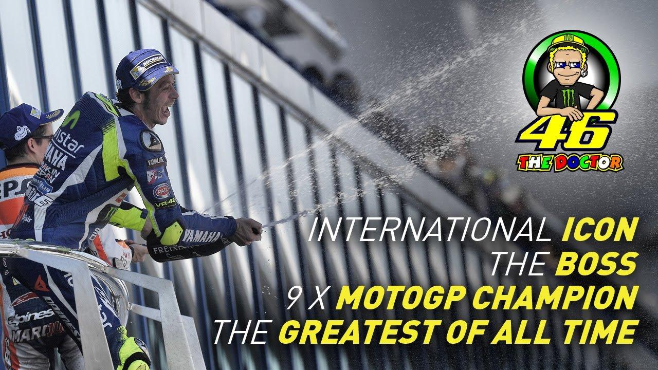 Valentino Rossi - The Series