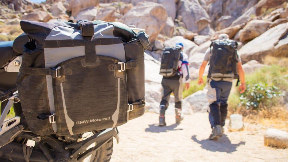 BMW Motorrad Atacama Luggage System