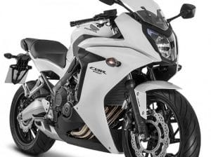 The CBR650F will continue to be available in Europe.