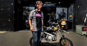 Brad Smith - Braaap Motorcycles