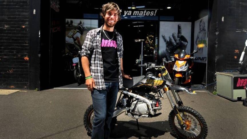 Brad Smith - Braaap Motorcycles