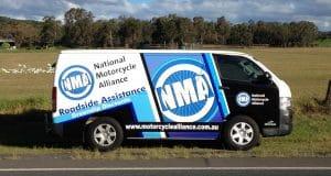 National Motorcycle Alliance Roadside Service