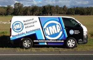 National Motorcycle Alliance Roadside Service