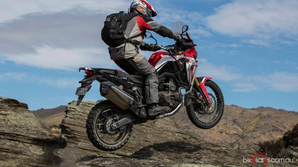 Honda Africa Twin