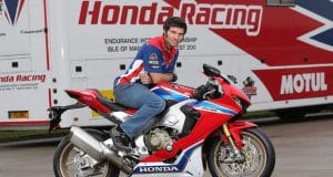 Guy Martin Signs With Honda