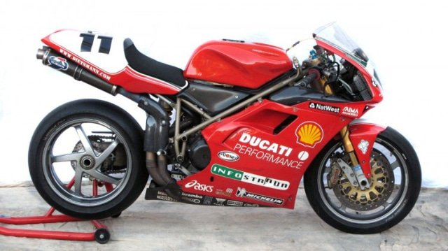 1999 Ducati 996 RS Team Ducati Factory Superbike
