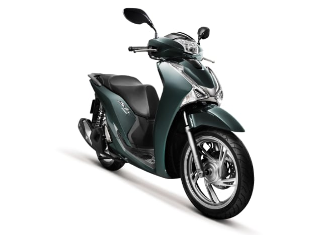 2017 Honda SH150