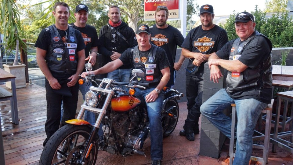 Harley-Davidson Proudly Support Hogs For The Homeless 5th Year R