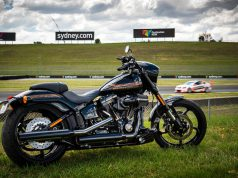 Harley-Davidson Announce Supercar Partnership With Brad Jones
