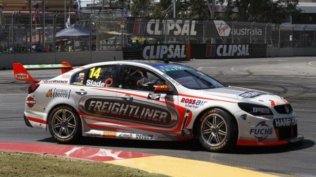 Tim Slade BJR Commodore VF