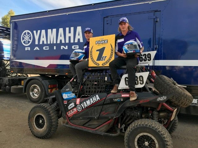 Yamaha Claim Class Crowns at 2017 Finke