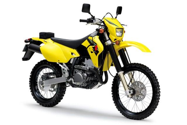 2018 Suzuki DR-Z400E