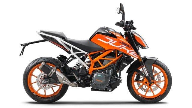 KTM Duke 390 MY2017
