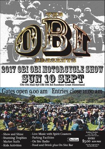 Obi Obi Motorcycle Show