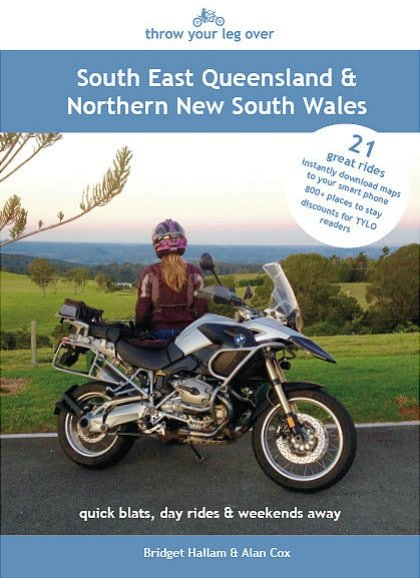 Throw Your Leg Over South East Queensland & Northern New South Wales Ultimate Travel Guide