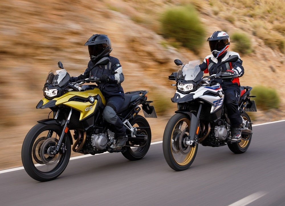 bmw release new f 750 gs and f 850 gs motorcycle life. Black Bedroom Furniture Sets. Home Design Ideas