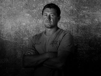 Scott Britnell Dakar 2018