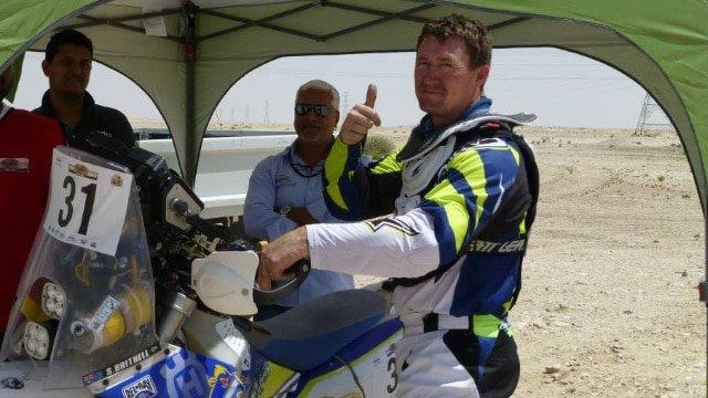 Scott Britnell - Qatar