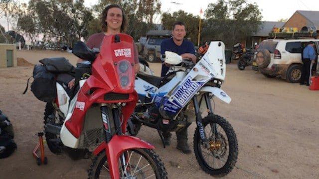 Trevor Wilson and Scott Britnell