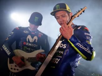 2018 Movistar Yamaha MotoGP team unveiling