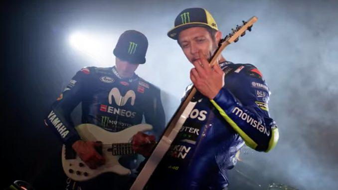 2018 Movistar Yamaha MotoGP team unveiling