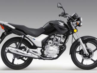 2018 Honda CB125e