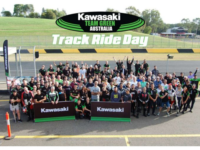 Kawasaki Track Day Experience