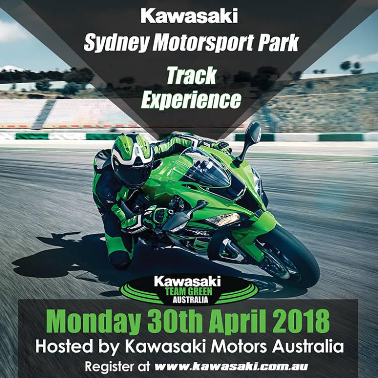 Kawasaki Track Experience 2018-04-30