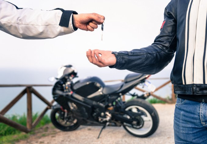 Getting finance for a motorcycle can be a very different process than buying a car.