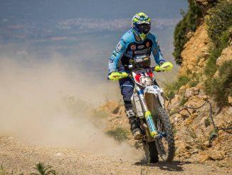 Jacopo Cerutti - Hellas Rally Greece 2018