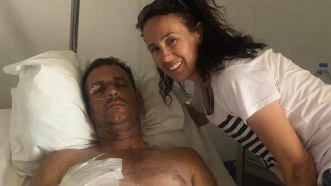 Andrew Houlihan Remains In Greek Hospital