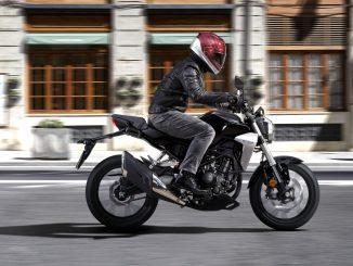 2018 Honda CB300R