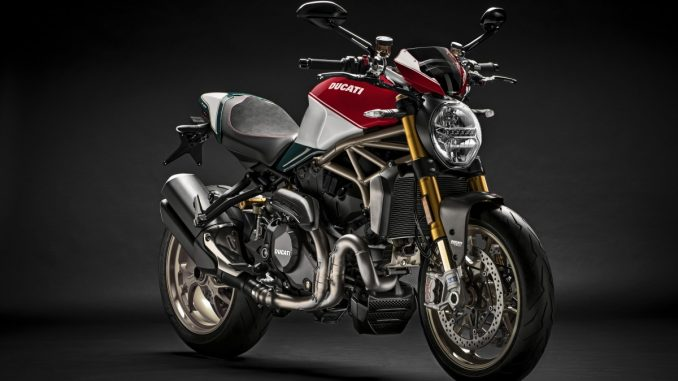 Ducati Monster 1200 25 Anniversario